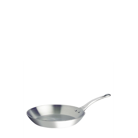 De Buyer Affinity Stainless Steel Fry Pan - Kitchen Universe