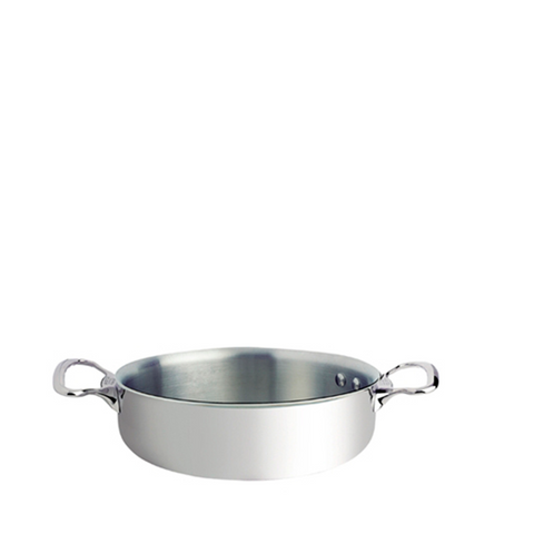 de Buyer Affinity Stainless Steel Mini Saute Pan - Kitchen Universe