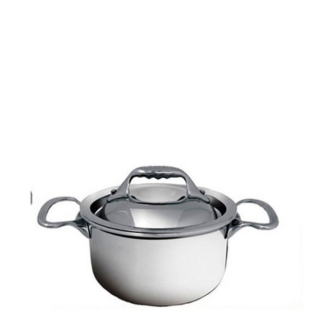 de Buyer Affinity Stainless Steel Mini Stewpan w/Lid - Kitchen Universe