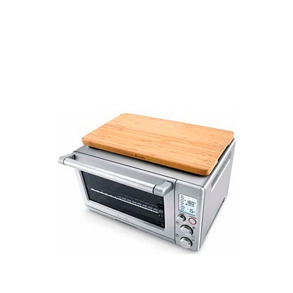 Breville Bamboo Cutting Board Smart Oven Air - Kitchen Universe