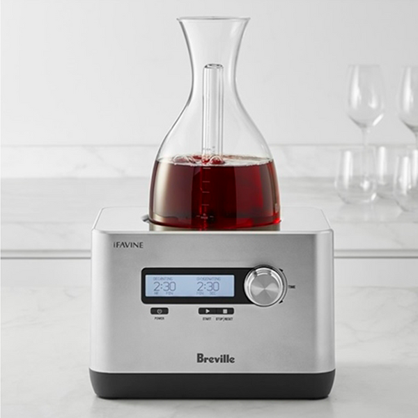 Breville Electric Decanter The Sommelier