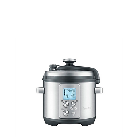 Breville Fast Slow Pro Multi Function Cooker, Stainless Steel - Kitchen Universe