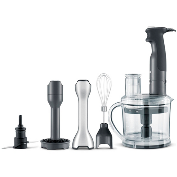 Breville The All In One Processing Station, Immersion Blender & Chopper