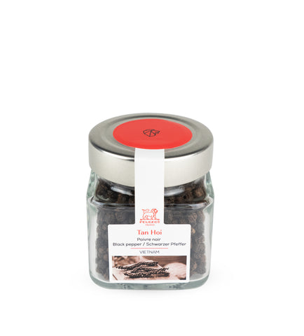 Peugeot Spice Cube Tan Hoi Black Pepper from Vietnam 70 gr / 2.47 oz. - Kitchen Universe