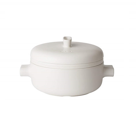 JIA inc Fireproof Ceramic Rice Cooker Set