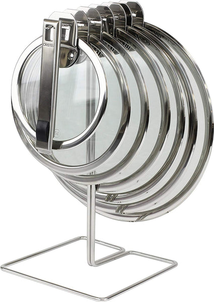 Cristel Strate Stainless Glass Lid - Kitchen Universe