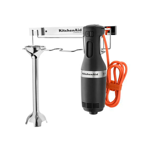 KitchenAid Commercial Immersion Blender with 8-in Blending Arm