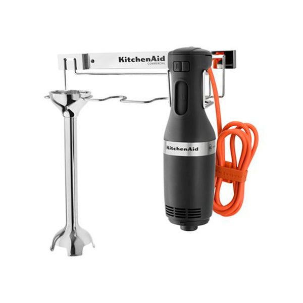 KitchenAid Commercial Immersion Blender with 10-in Blending Arm
