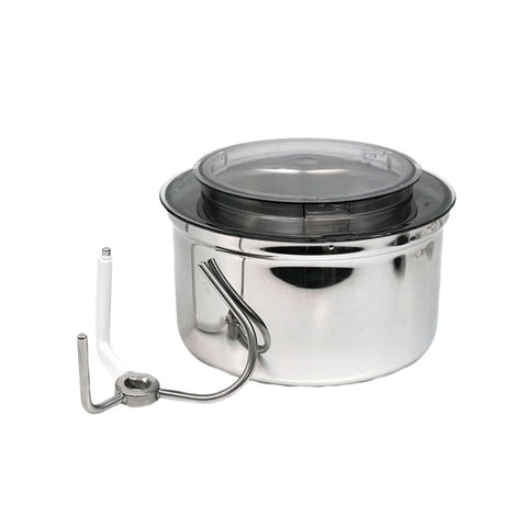 Bosch Stainless Steel Bowl Fits Universal, & Universal Plus Machines - Kitchen Universe