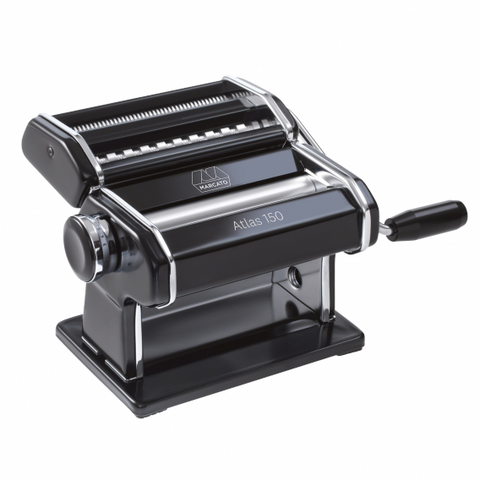 Marcato Atlas 150 Pasta Machine, Black