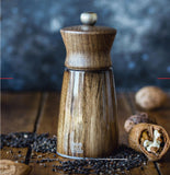 Peugeot Meribel Walnut Pepper & Salt Mill Set, 5.5-in - Kitchen Universe