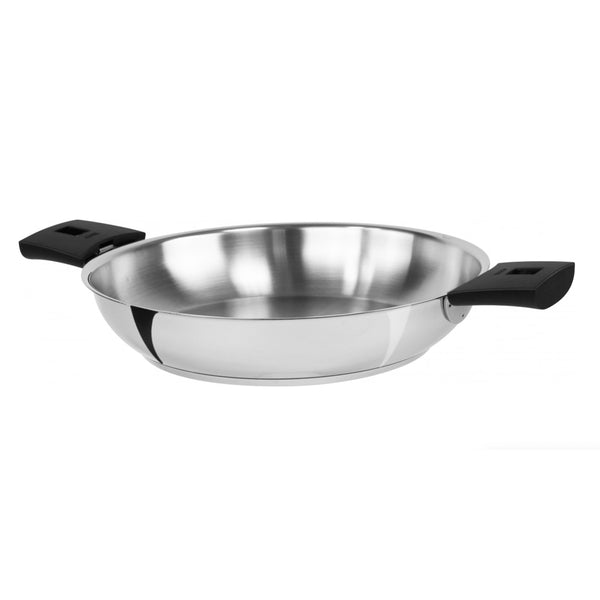 Cristel Mutine Stainless Steel Deep Frying Pan