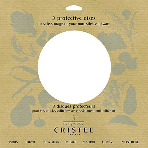 Cristel Protection Pads (Set of 3) - Kitchen Universe