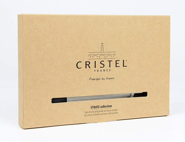 Cristel Strate, Set of 3 Handles - Kitchen Universe