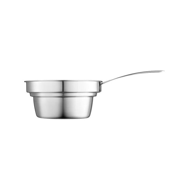 Le Creuset 3-Ply Stainless Steel Double Boiler Insert 2.2 qt.