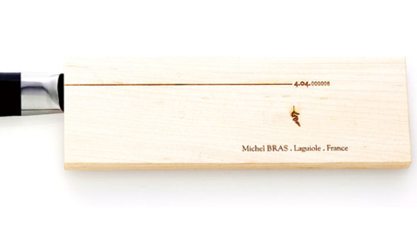 Michel Bras #9 Bread Knife 11-in