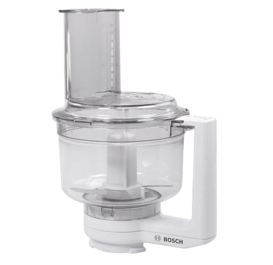 Bosch Food Processor Attachment For Universal Mixers