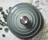 Le Creuset Medium Stainless Steel Knob, 2-in