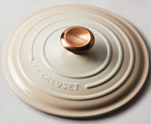 Le Creuset Signature Copper Medium Knob, 2-in