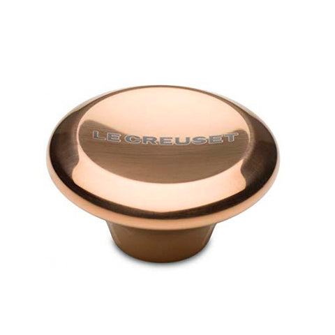 Le Creuset Signature Copper Medium Knob, 2-in - Kitchen Universe