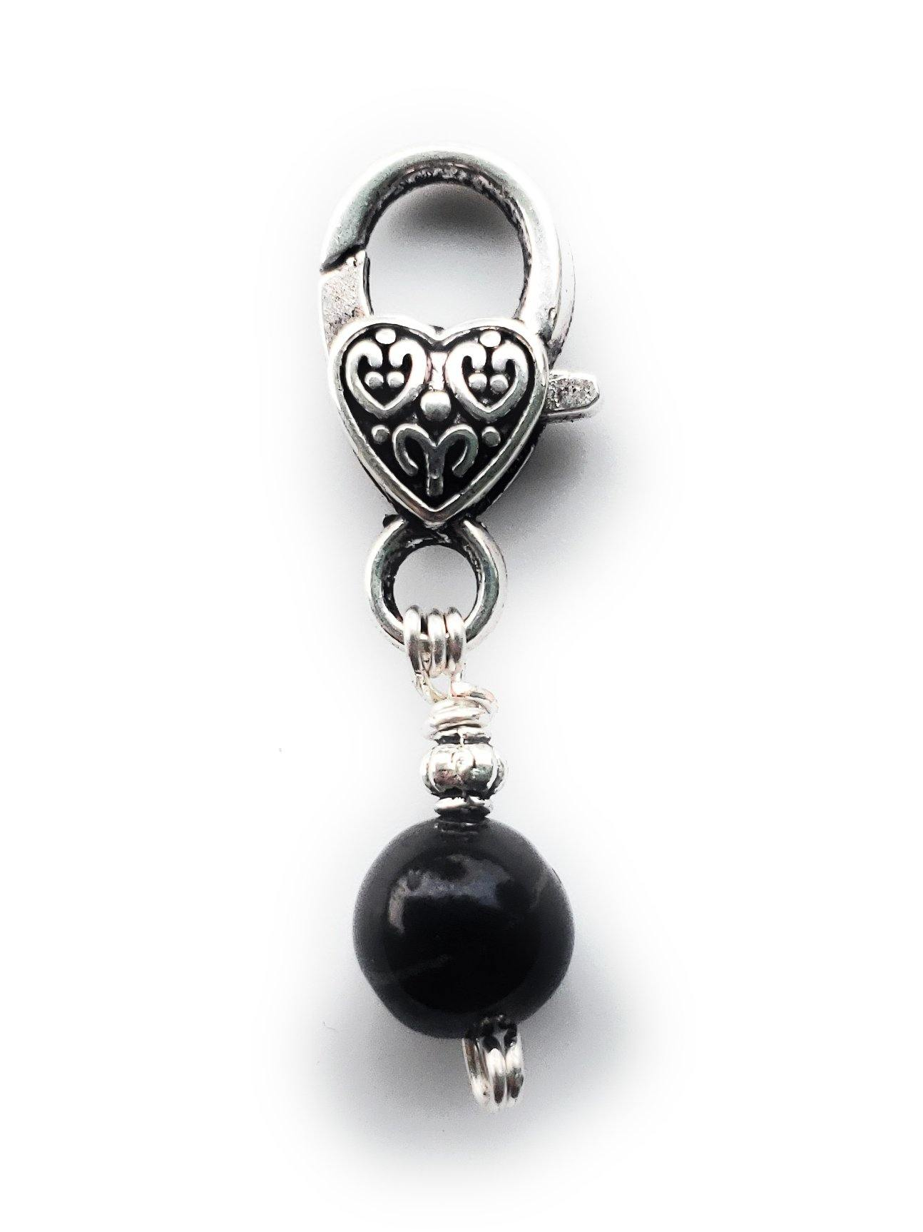 Pet Collar Shungite Charm (Toy/Extra Small) - Karelia Creations
