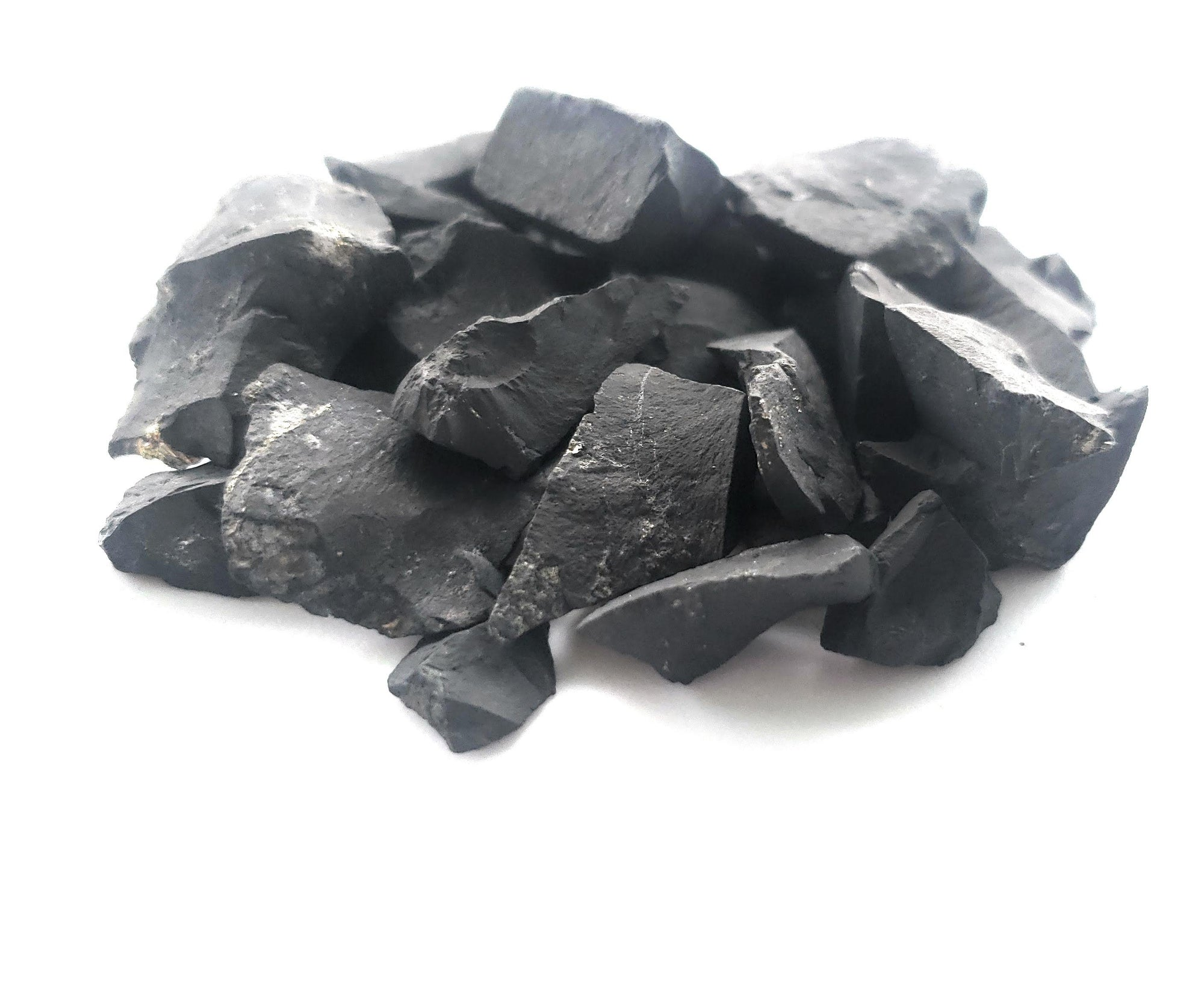 Raw 100% Shungite Nuggets (100 grams)