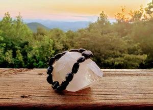 Shungite Bundle: Friends and Family 4-Pack 5G EMF Protection Kit - Bonus: 50% off the Child's Bracelet