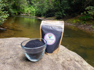Shungite Powder Skin Rejuvenation and More - Karelia Creations