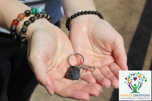 Elite Noble Shungite Key Chain