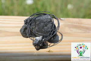 Shungite Bundle: Triple Elite Power Pendants - Bonus: 50% off the 3rd Pendant