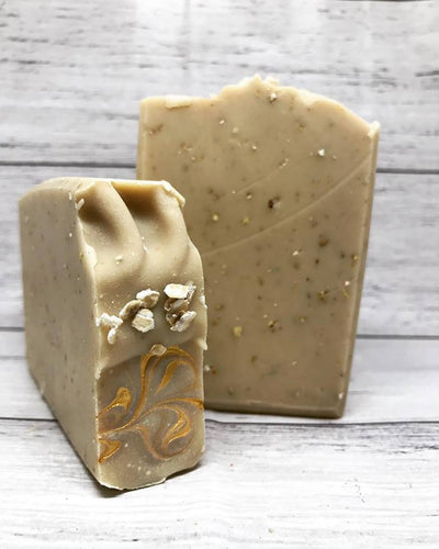 Oatmilk Soap Bar - 125g