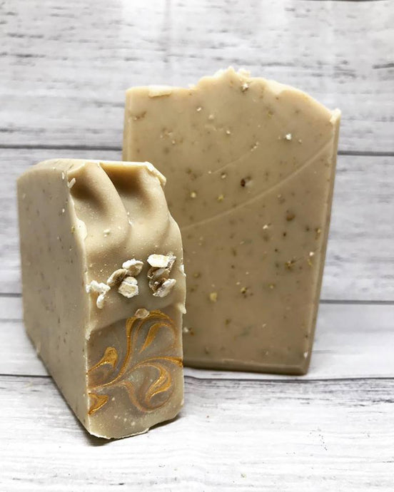 Oatmilk Soap - 125g