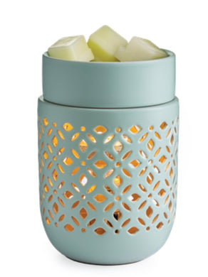 Soft Mint Illumination Warmer
