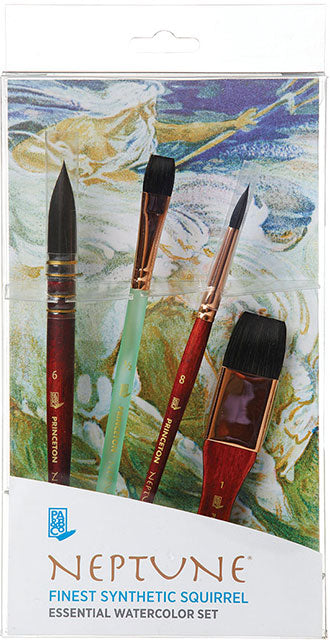 Princeton Neptune Series Brush - Professional Box Set - Pre-Order