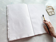 Large Watercolor Sketchbooks - Portrait