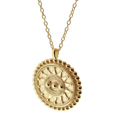 Elodie Gold necklace