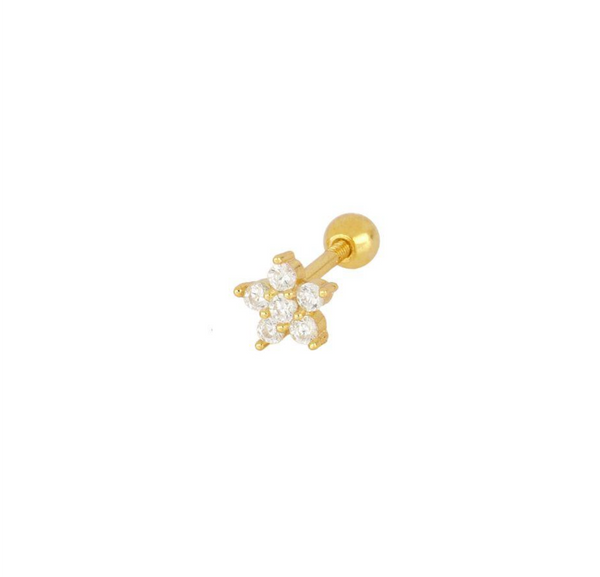 Piercing Mini Selina Gold