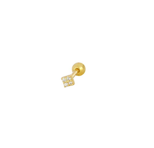Piercing Mini Milán Gold