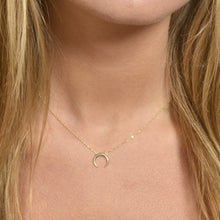 Upload image in gallery viewer, Luna Isis Gold Necklace