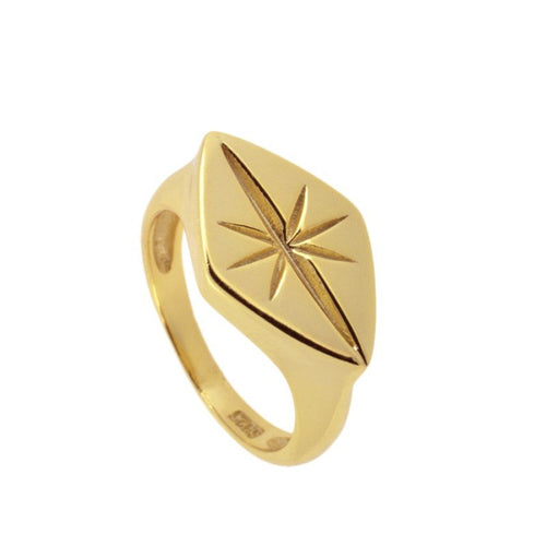 Anillo Liss Gold