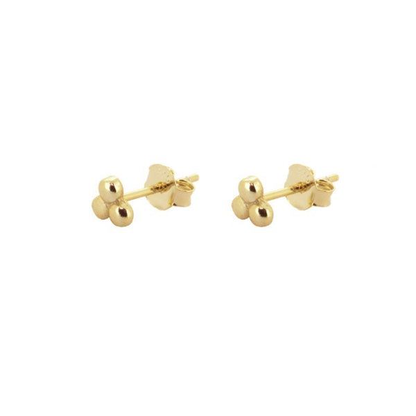 Pendientes Mini Ball Gold