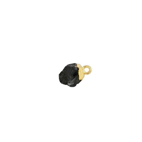 Charm Mine Black Gold