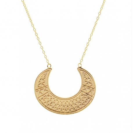 Collar Moon Cleo Gold