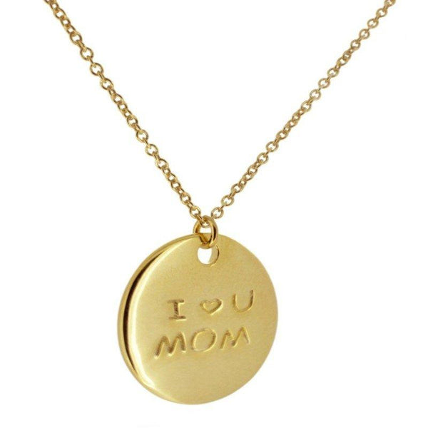 Collar Mom Gold