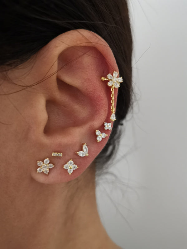 Earcuff Lucie Gold