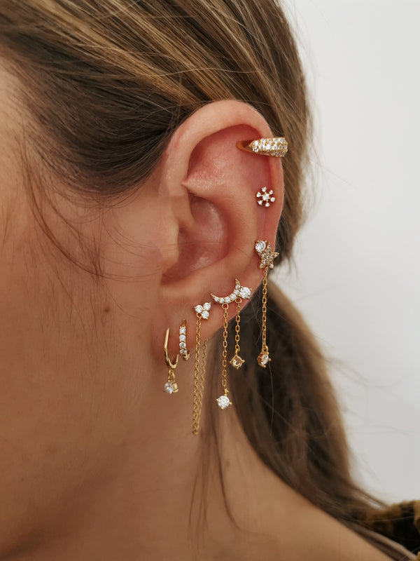 Pendientes Dream Gold