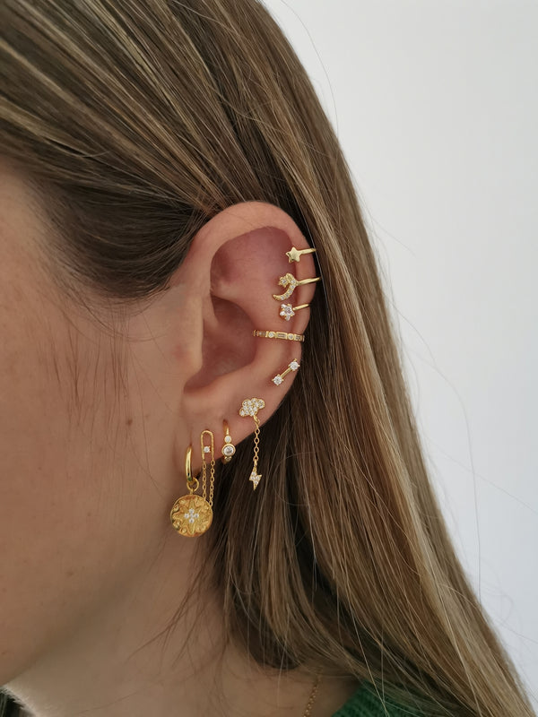 Pendientes Betty Gold