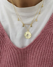 Upload image in the gallery viewer, Andrea Gold Necklace