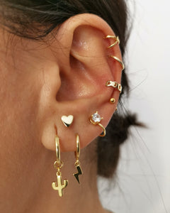 Earcuff Rose Gold