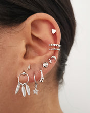 Upload image in the gallery viewer, Heredia Silver Earrings